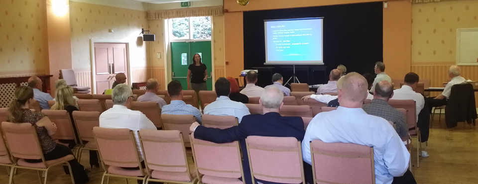 Regular Networking, advice and guidelines from Guest Speakers
